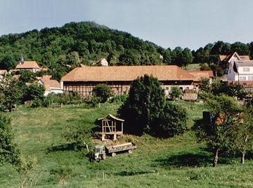 Kastenienhof, Marth