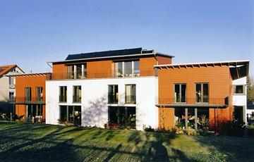 Passivhaus, Am Schießhaus, Weimar