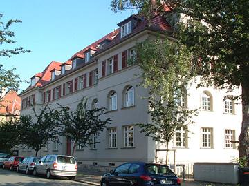 Cranachstrasse, Weimar