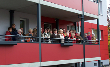 Mietergemeinschaft Arnstadt-Ost 2009