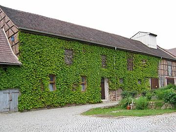 Gutshof Morgeneier, Ossmanstedt